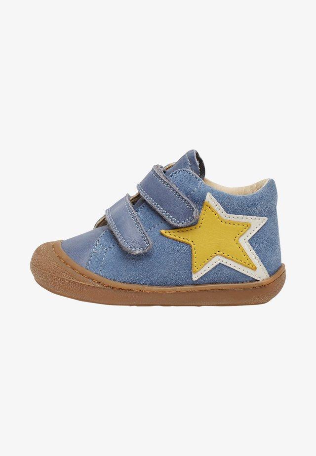 FREY VL-SCARPINA - Baby shoes - azure blue