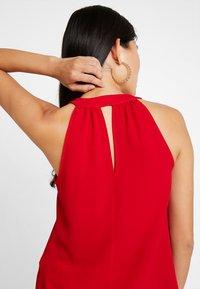 Anna Field - Blouse - dark red - 4