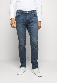 CELIO - ROSLONE - Jeans a sigaretta - blue - 0