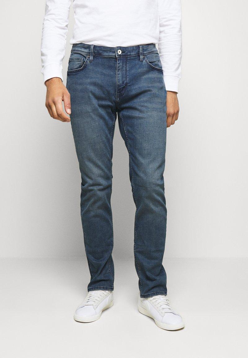 CELIO - ROSLONE - Jeans a sigaretta - blue