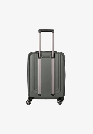 X-RAY  - Wheeled suitcase - atomic steel