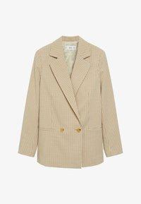 CHARLOTT - Short coat - beige