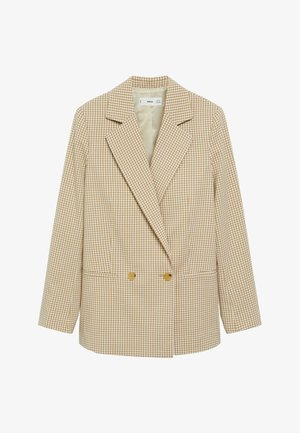 CHARLOTT - Short coat - beige
