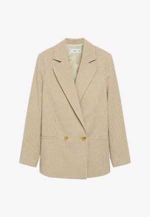 CHARLOTT - Pitkä takki - beige