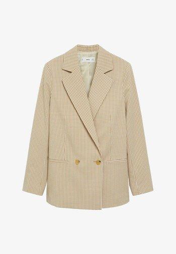 CHARLOTT - Manteau court - beige