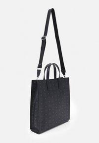 MCM - TOTE MED UNISEX - Tote bag - black - 1