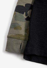 Next - 3 PACK - Long sleeved top - black - 5