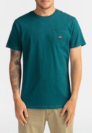 Basic T-shirt - deep teal