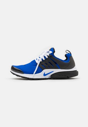 AIR PRESTO - Trainers - racer blue/black/white