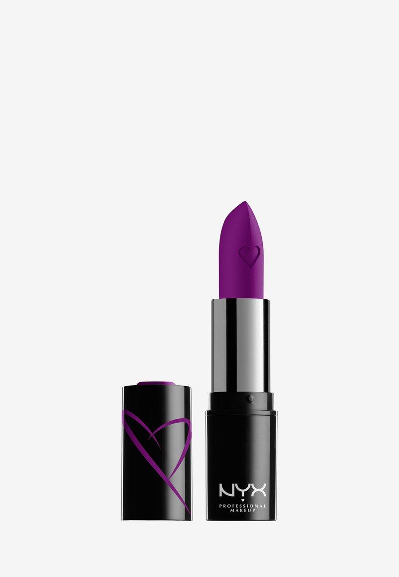 Nyx Professional Makeup - SHOUT LOUD SATIN LIPSTICK - Lipstick - emotion