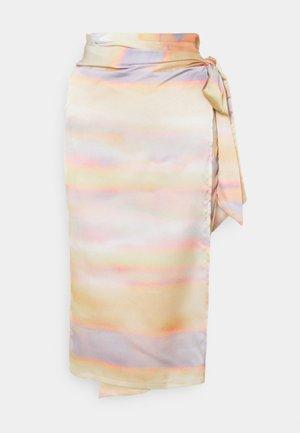 SUNSET JASPRE SKIRT - A-line skirt - multi