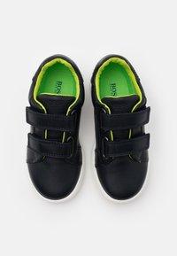 BOSS Kidswear - TRAINERS - Sneaker low - navy - 3