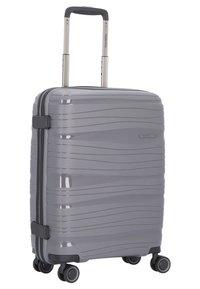 Travelite - MOTION 4-ROLLEN - Luggage - grey - 3