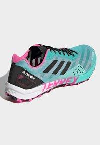 adidas Performance - TERREX SPEED PRO TRAIL RUNNING - Zapatillas de trail running - green - 3