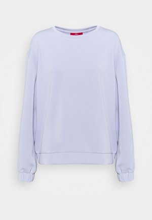 Sweatshirt - purple haz