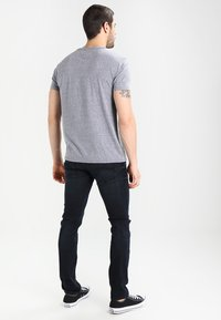 Tommy Jeans - SLIM SCANTON COBCO - Slim fit jeans - cobble black comfort - 2