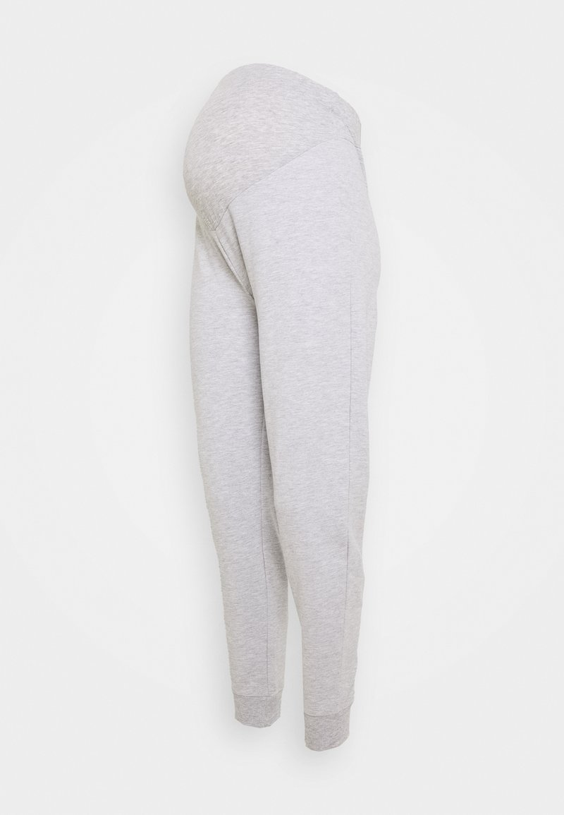 Anna Field MAMA - Tracksuit bottoms - light grey