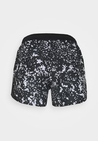 Under Armour - FLY PRINTED SHORT - Sports shorts - black - 7