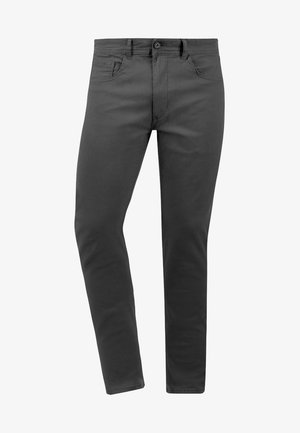SATURN - Trousers - ebony grey