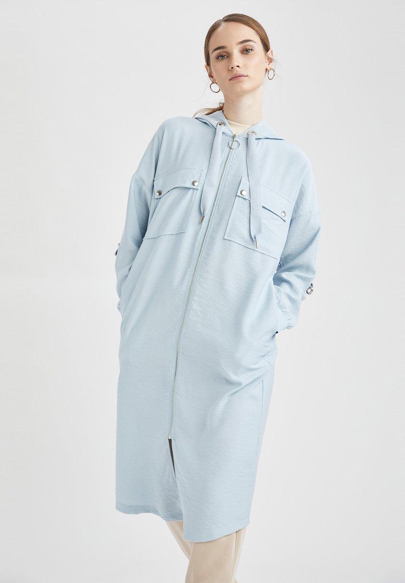 DeFacto - Sudadera con cremallera - blue