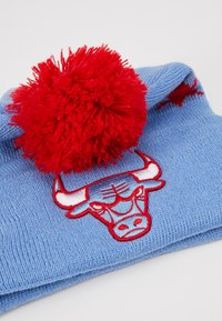 New Era - NBA CHICAGO BULLS OFFICIAL CITY SERIES - Czapka - sky blue - 2