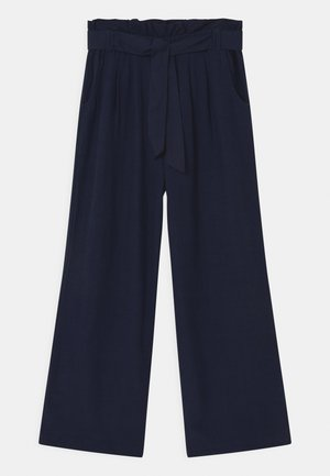 TEEN GIRLS - Trousers - navy