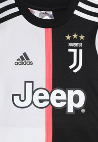 adidas Performance - JUVENTUS MINI SET - Sports shorts - black/white - 5