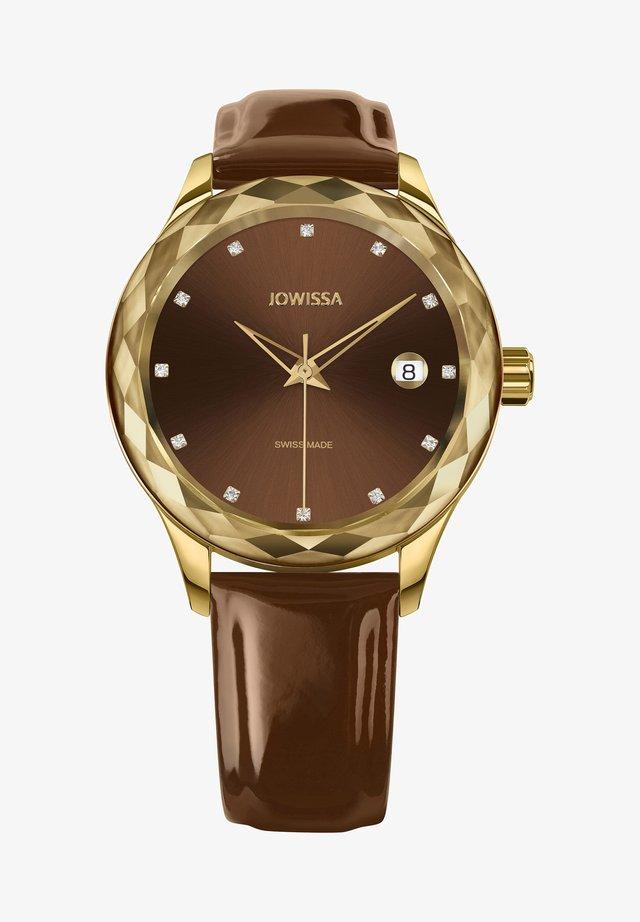 TIRO  - Horloge - gold braun