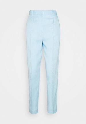 TAPERED - Pantalon classique - sail blue