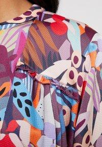 Custommade - FILULA - Shirt dress - roan rouge - 5