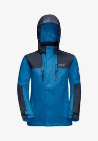 Jack Wolfskin - JASPER  - Waterproof jacket - sky blue - 1