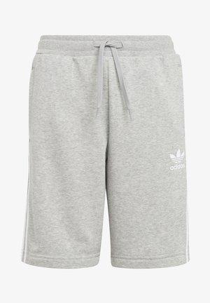ADICOLOR - Shorts - medium grey heather/white
