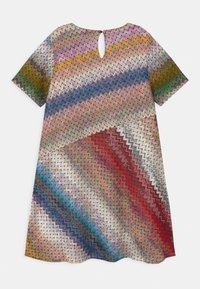 Missoni Kids - SVASATO MANICA CORTA - Jumper dress - multi-coloured - 1