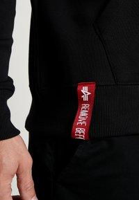 Alpha Industries - Zip-up hoodie - black - 3