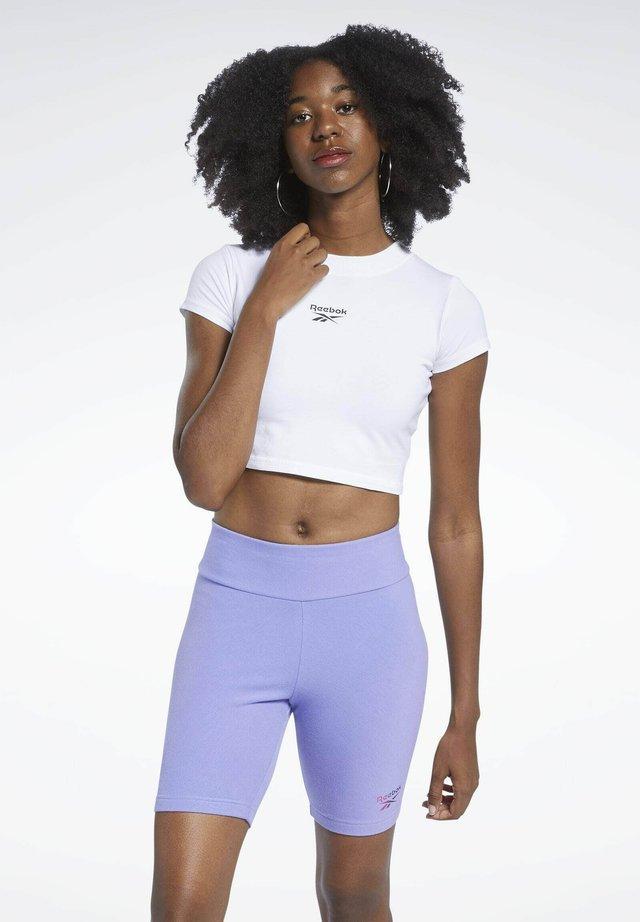 CLASSICS T-SHIRT - T-shirt imprimé - white