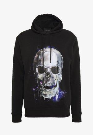 METAL SKULL - Hoodie - black