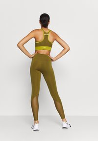 Nike Performance - ONE 7/8  - Tights - olive flak/black - 2