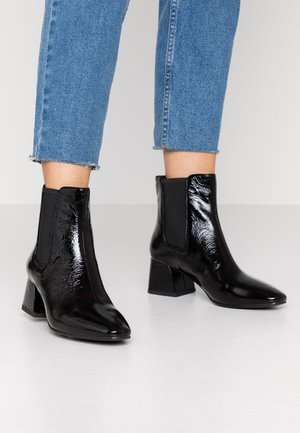 ALICE - Kotníkové boty - black