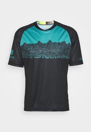 ROUST - T-Shirt print - black
