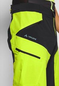 Vaude - ME VIRT SHORTS - Sports shorts - bright green - 5