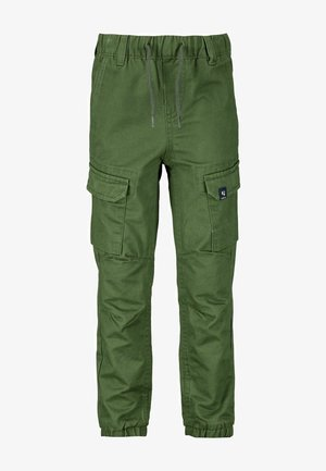 Cargo trousers - pine