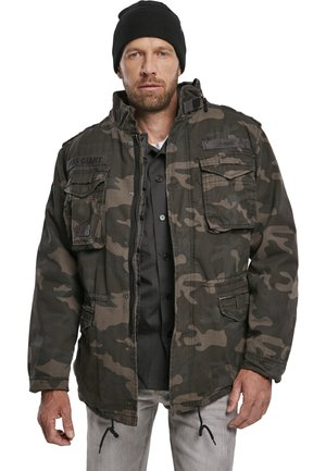 GIANT - Parka - darkcamo