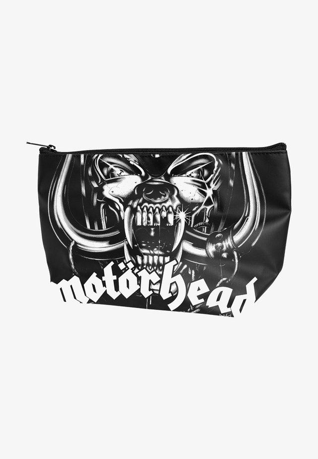 MOTÖRHEAD  - Toilettas - black