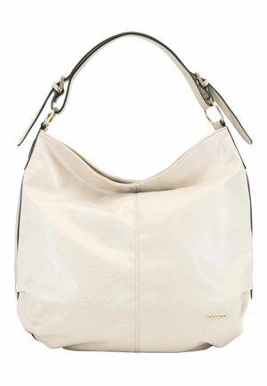 YOUNG - Handbag - ecru