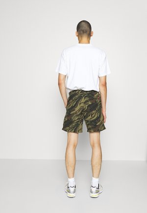 LINED CLIMBER - Shorts - diaspore burnt olive