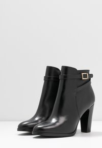 Minelli - High heeled ankle boots - noir - 4