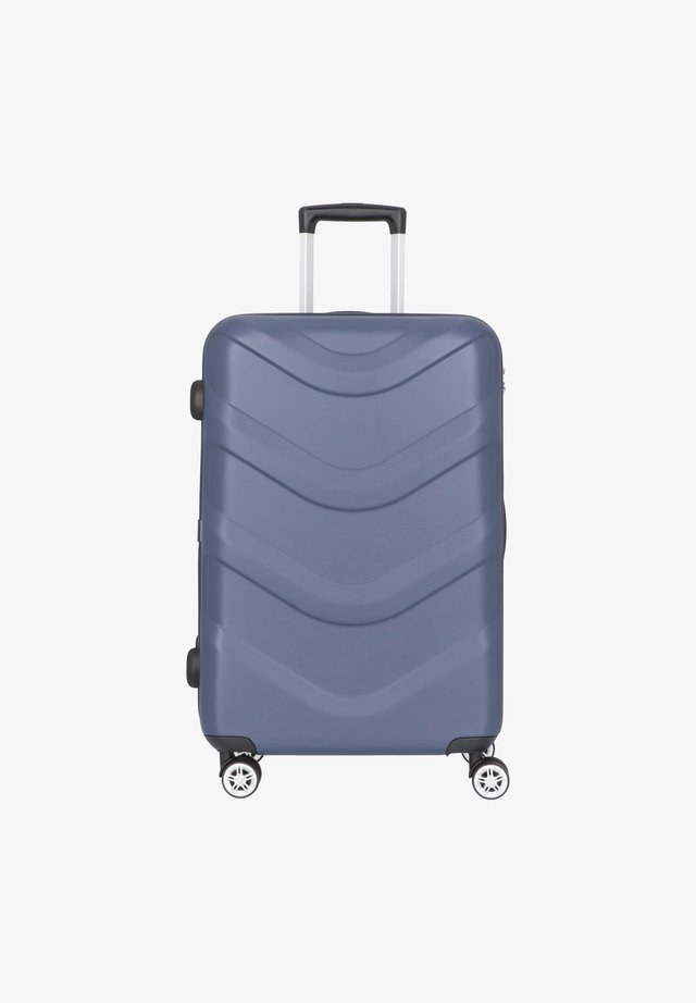ARROW 2 4-ROLLEN TROLLEY 65 CM - Valise à roulettes - blue