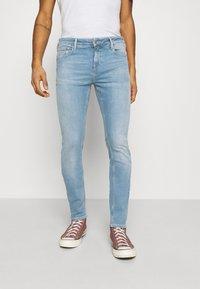 Scotch & Soda - SKIM - Jeans Skinny Fit - blauw trace - 0