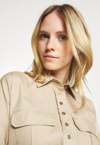 WEEKEND MaxMara - FALCO - Shirt dress - honey - 3