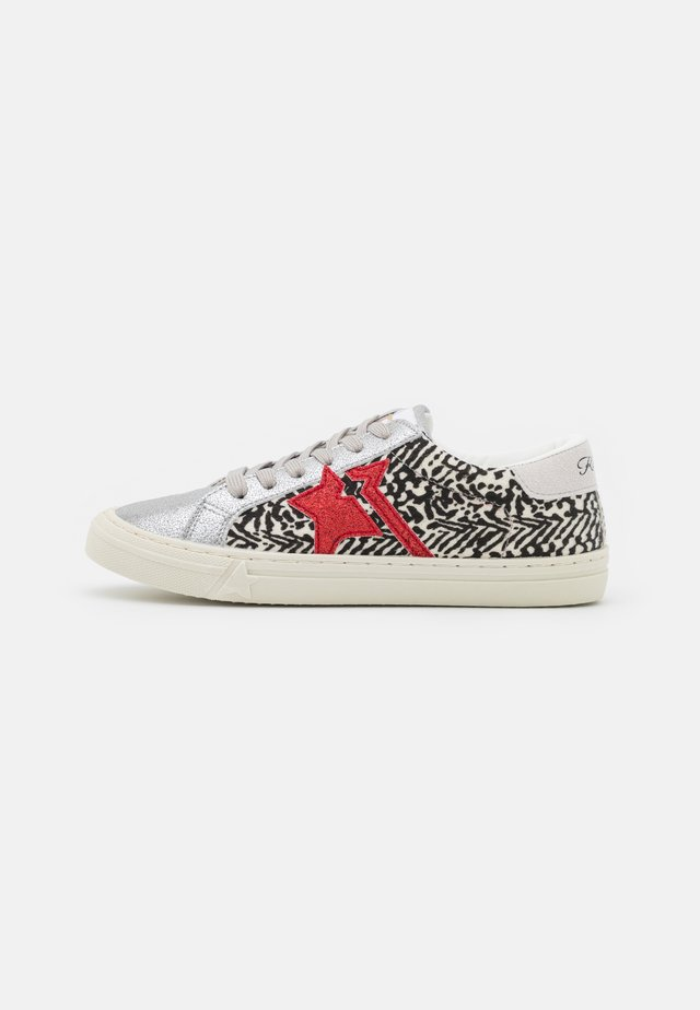 MOUNA - Sneakers - argent